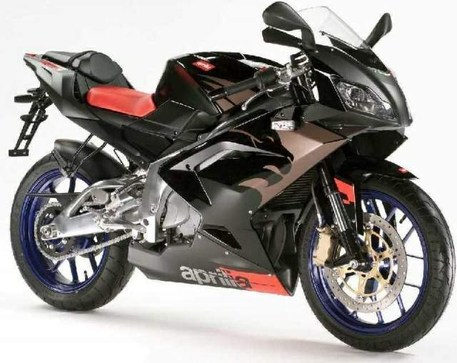 aprilia rs 125 r. Black Bedroom Furniture Sets. Home Design Ideas