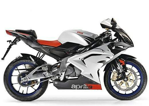 2009 Aprilia RS125 Wallpaper