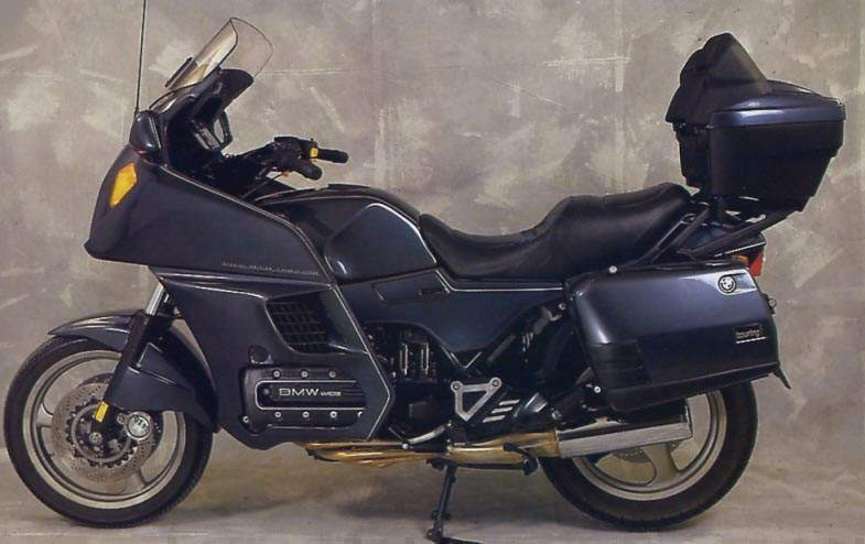 Bmw K1100lt Special Edition