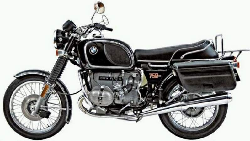 bmw r75 6 rh motorcyclespecs co za 1974 BMW Motorcycle BMW R90S Motorcycles in Museums