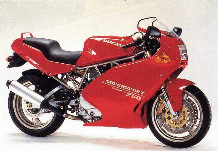 Ducati  Ss Supersport