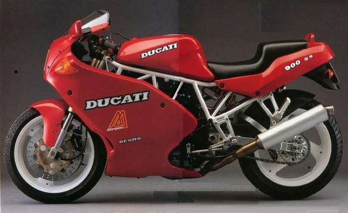 ducati 900 ss. Black Bedroom Furniture Sets. Home Design Ideas