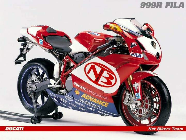 Ducati R Troy Bayliss Specs