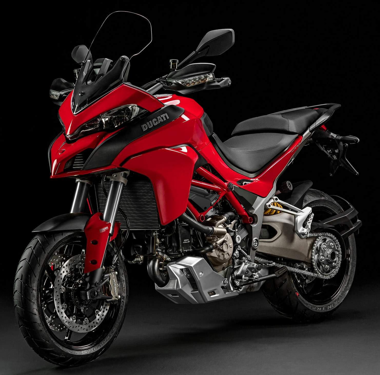 Ducati Multistrada Vs