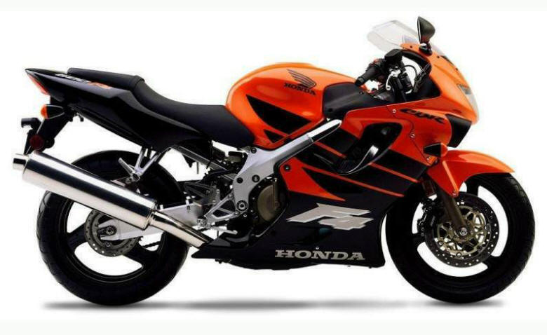 honda cbr 600f. Black Bedroom Furniture Sets. Home Design Ideas