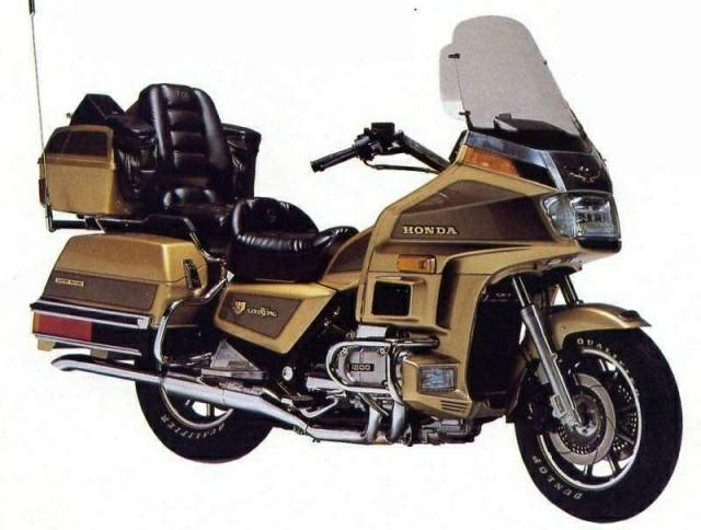 honda gl1200 the final drive and differential had been made much smoother and quieter which resulted in the best sorted gl1200 so far