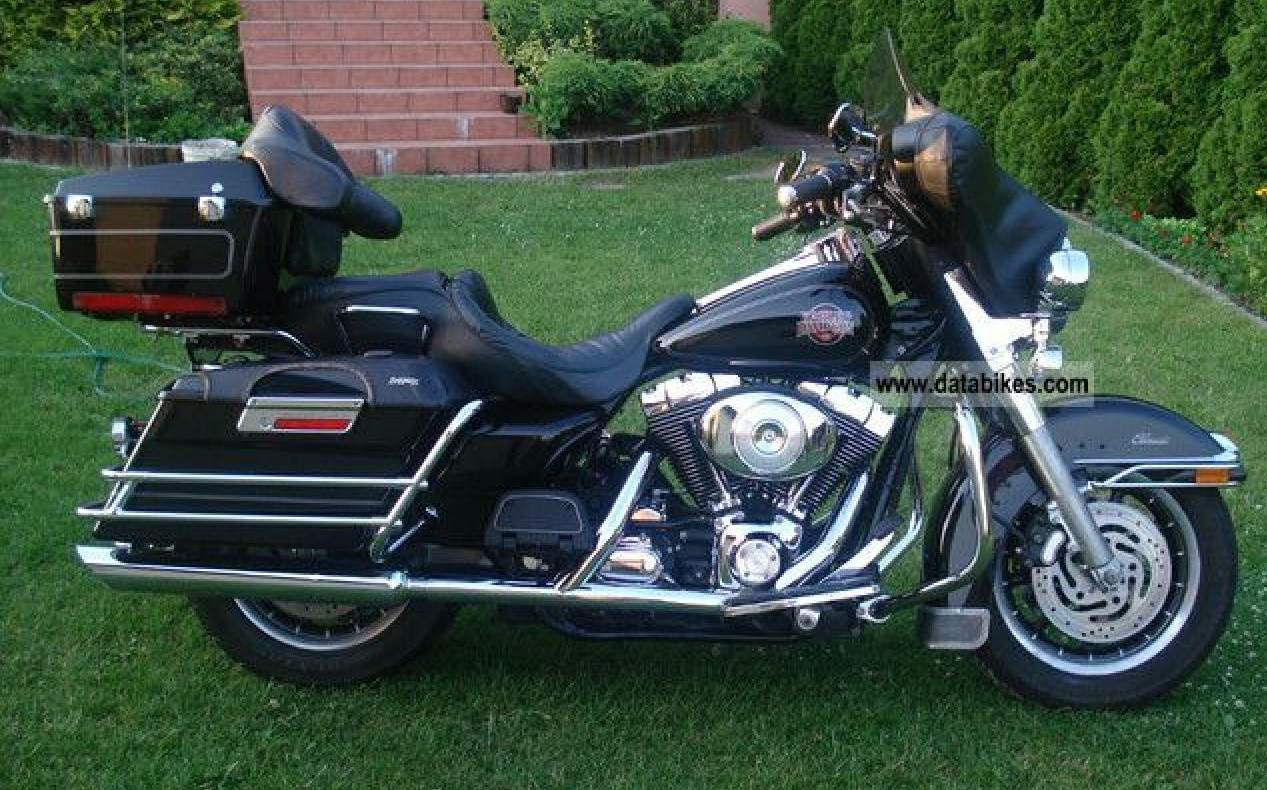 Harley Davidson Flhtc 1340 Electra Glide Classic