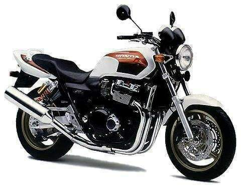 honda cb1300 super four. Black Bedroom Furniture Sets. Home Design Ideas