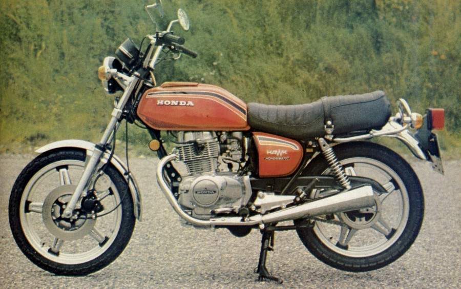 honda cb400a t rh motorcyclespecs co za What Motorcycles Have Automatic Transmission Harley-Davidson Automatic Motorcycles