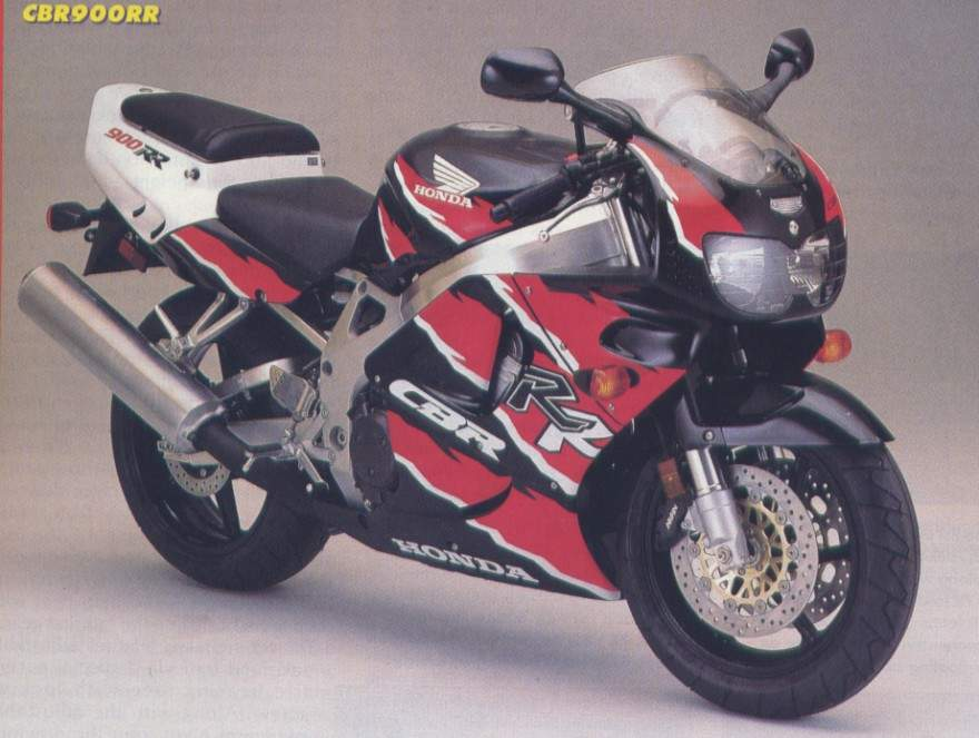 Honda CBR 900RR 96 I honda cbr900rr fireblade 3-Way Switch Wiring Diagram for Switch To at bakdesigns.co