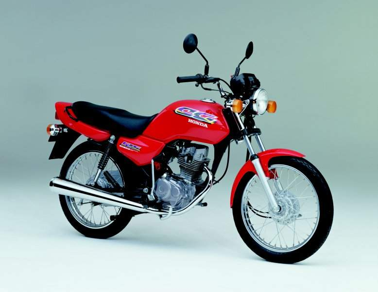 Honda Cg 125 2014 Model | Autos Post