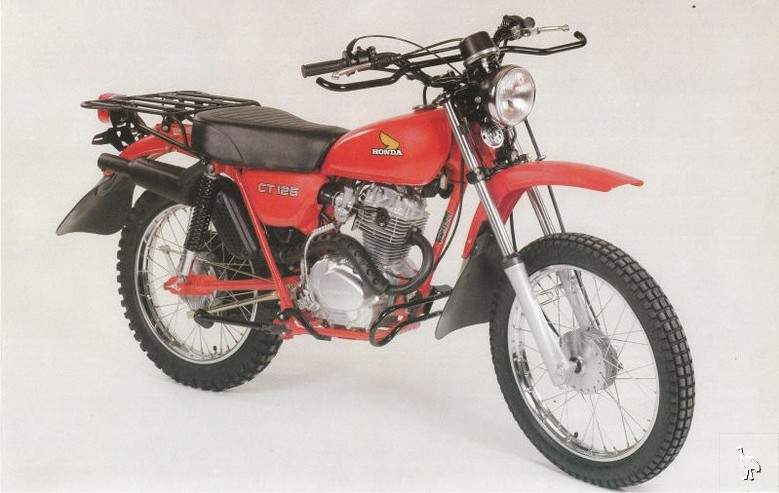 Honda ct 125 for Honda in ct