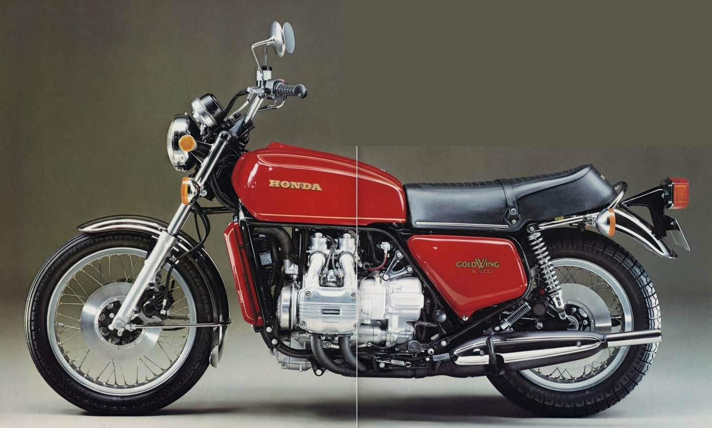 Honda Gl1000 Motorcycle Carb Diagrams Text By The Classic Wing Club