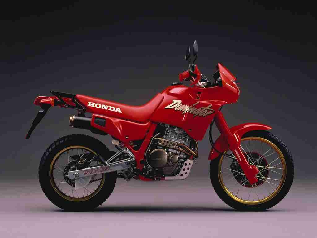 Red Suzuki Xl