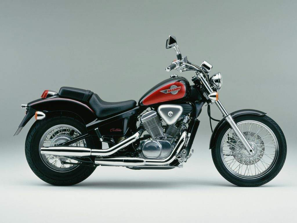 Honda vt600c shadow for Honda vt 600