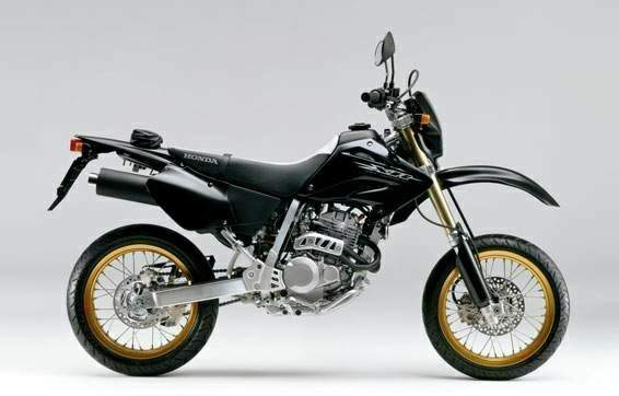 Honda Xr Motard on Honda Xr 250 Hp