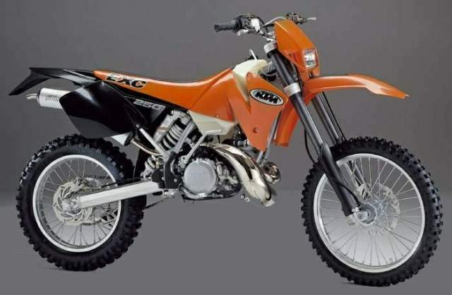 ktm 250 exc enduro. Black Bedroom Furniture Sets. Home Design Ideas
