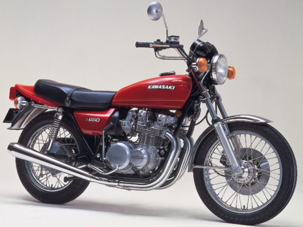 The Z650 Was One Or Bikes That Helped Build Up Kawasaki Reputation For Powerful Bullet Proof Fours A On Which They Are Still Trading
