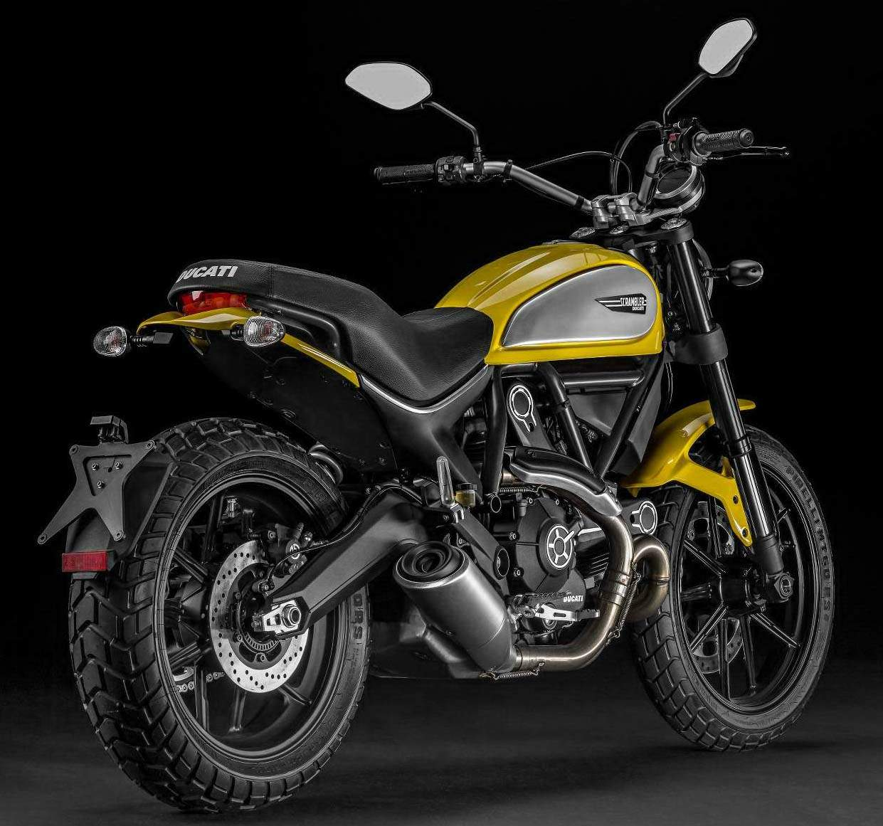 Peachy Ducati Scrambler Icon Machost Co Dining Chair Design Ideas Machostcouk