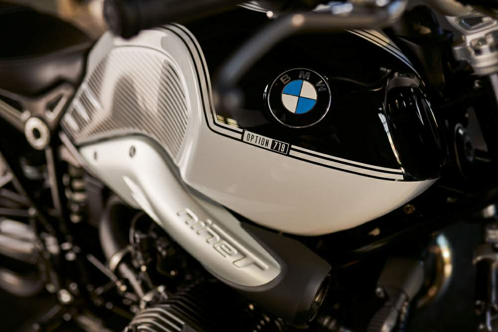 Bmw R Nine T Pure Seat Height