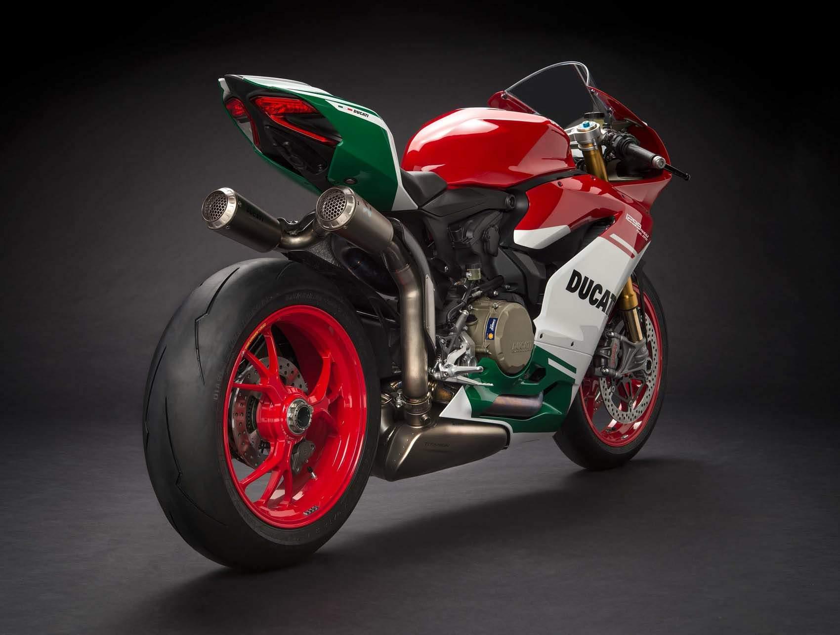 2017 Ducati 1299r Panigale Final Edition
