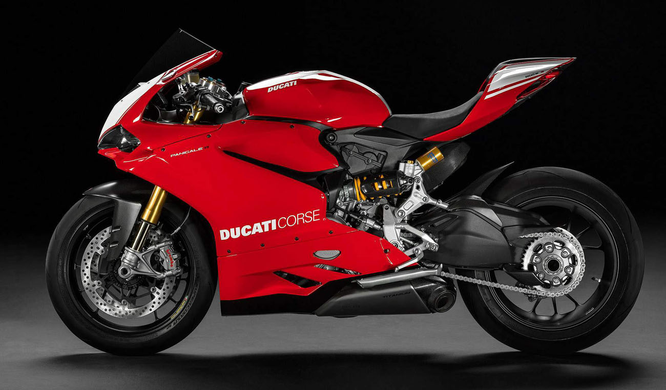Led Lights For Motorcycle >> Ducati 1299R Panigale