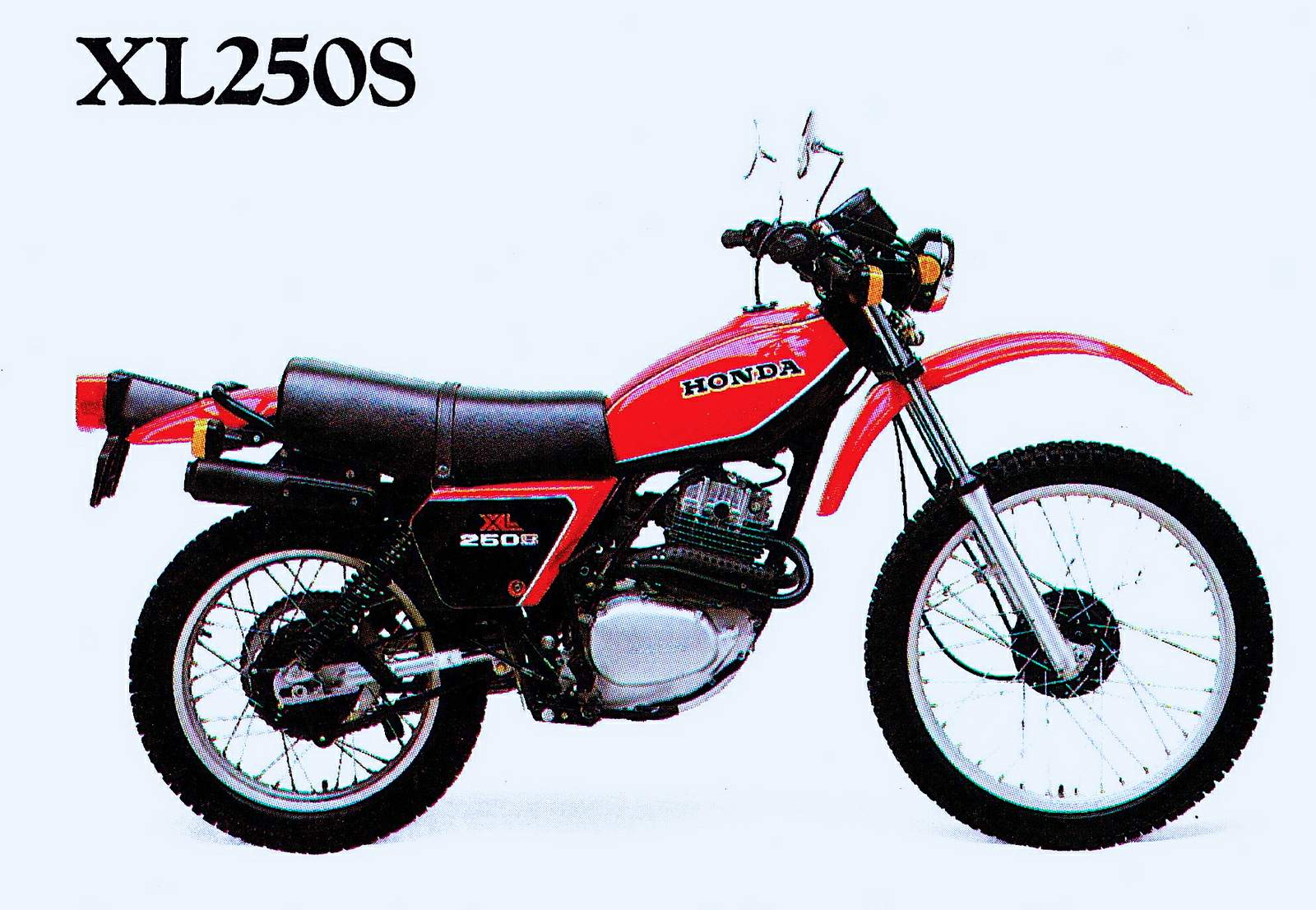 Wiring Diagram 1978 Xl250s Schematics Diagrams Honda Xl600r Rh Motorcyclespecs Co Za 1985 1972 Xl250