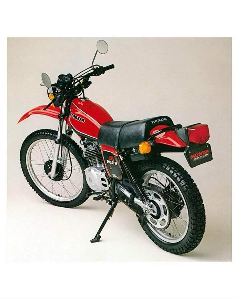 Honda Xl250r Wiring Library Motorcycle Shadow Diagram Xl250s Coil Xl250