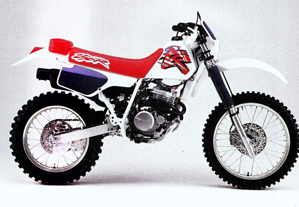 Honda Xr on Honda Xr 250 Hp
