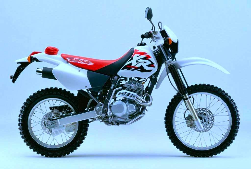 honda xr 250l. Black Bedroom Furniture Sets. Home Design Ideas
