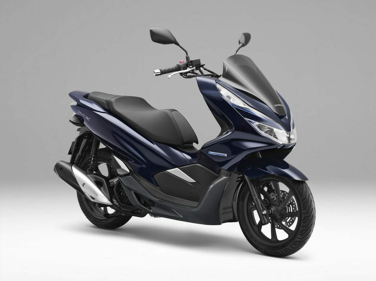 Ktm Electric Scooter Price >> Honda PCX Hybrid
