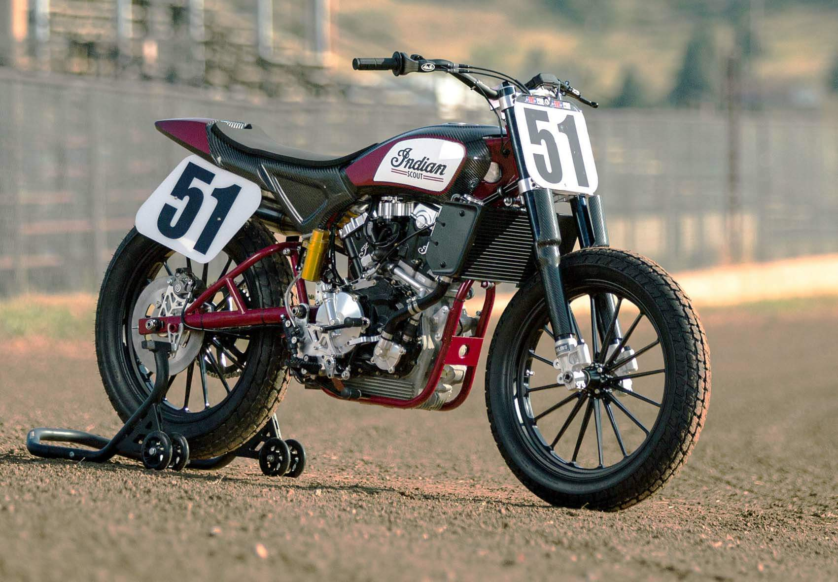 Indian Scout Ftr 750