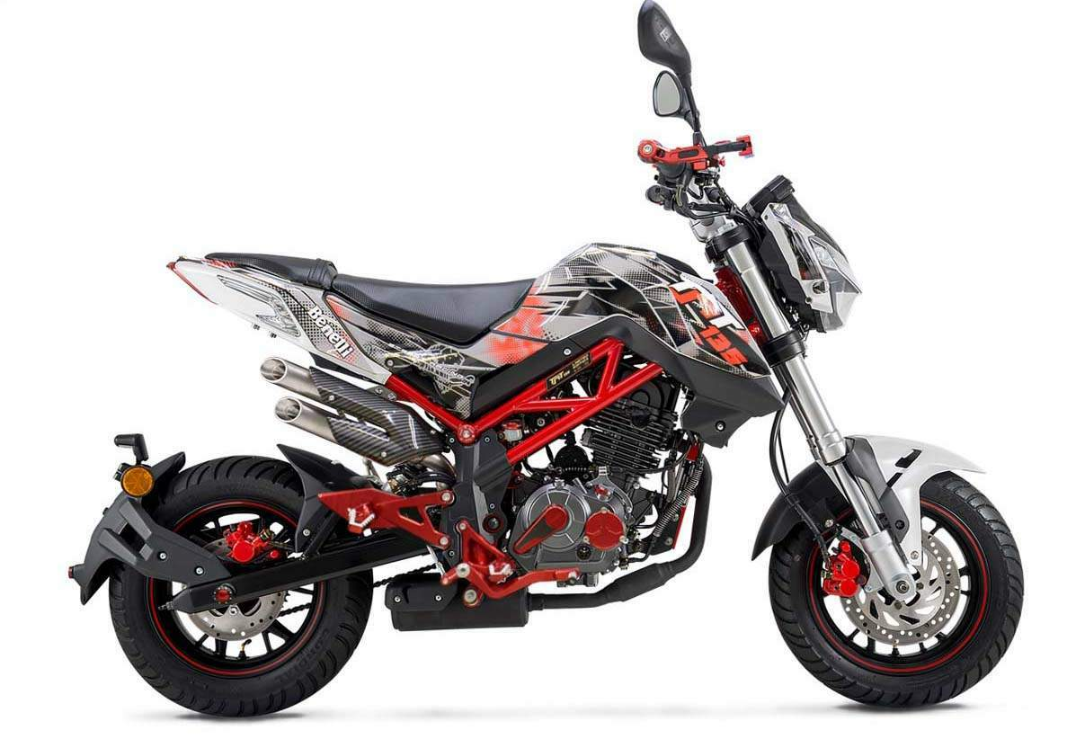Benelli TNT 135 Limited Edition