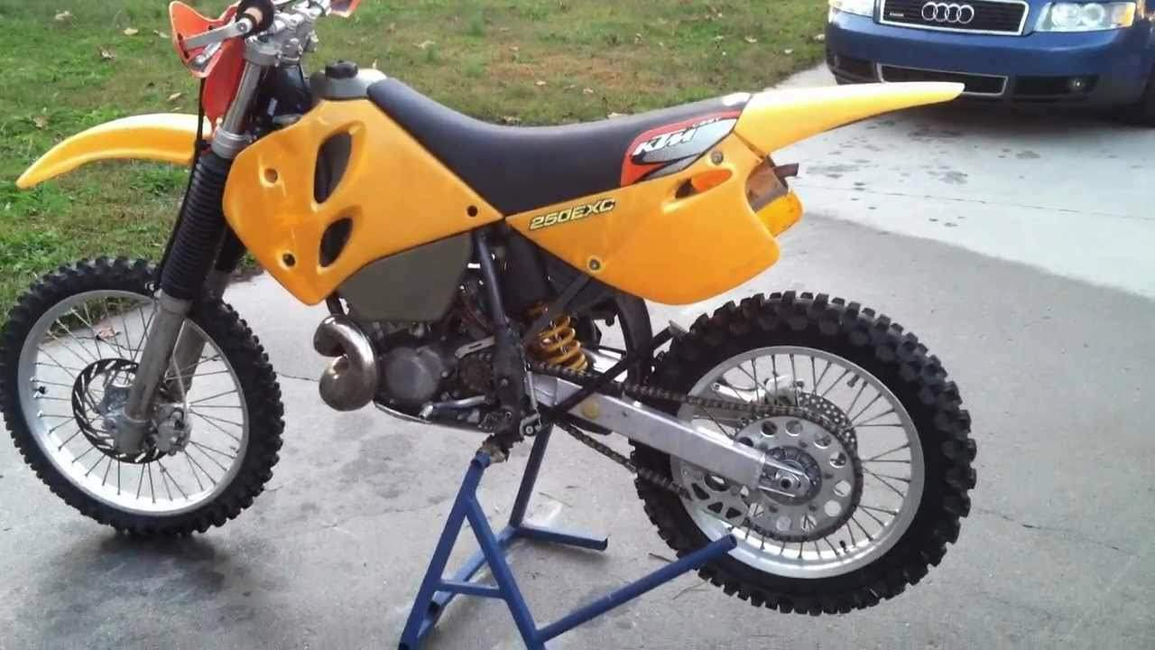 Groovy Ktm 250 Exc Enduro Caraccident5 Cool Chair Designs And Ideas Caraccident5Info