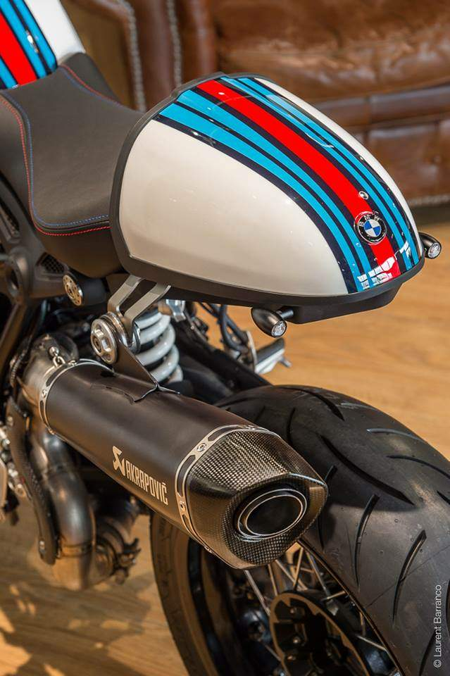 bmw r ninet martini by bmw moto ride toulouse. Black Bedroom Furniture Sets. Home Design Ideas