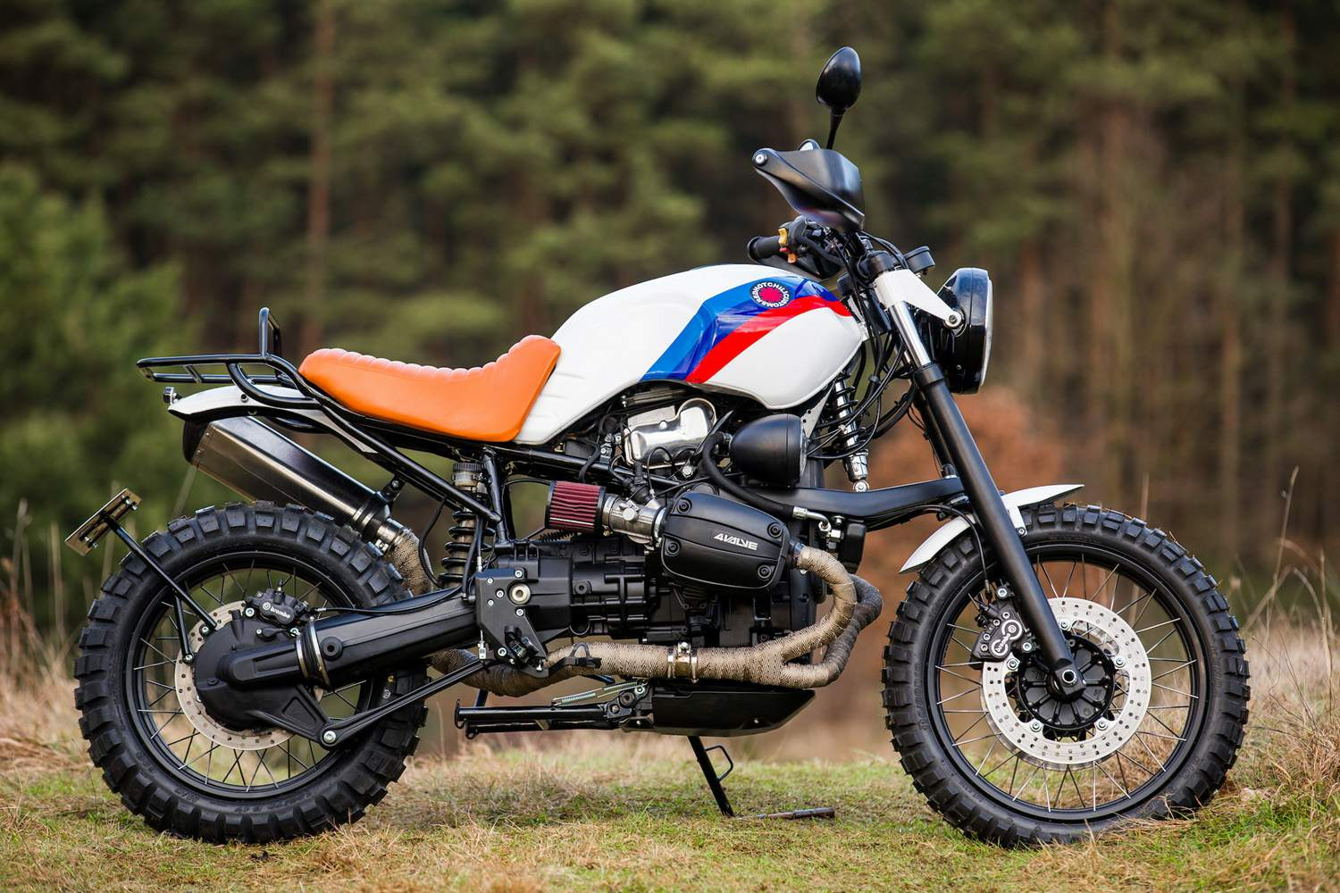 bmw r1100gs scrambler by red hot chili customs. Black Bedroom Furniture Sets. Home Design Ideas
