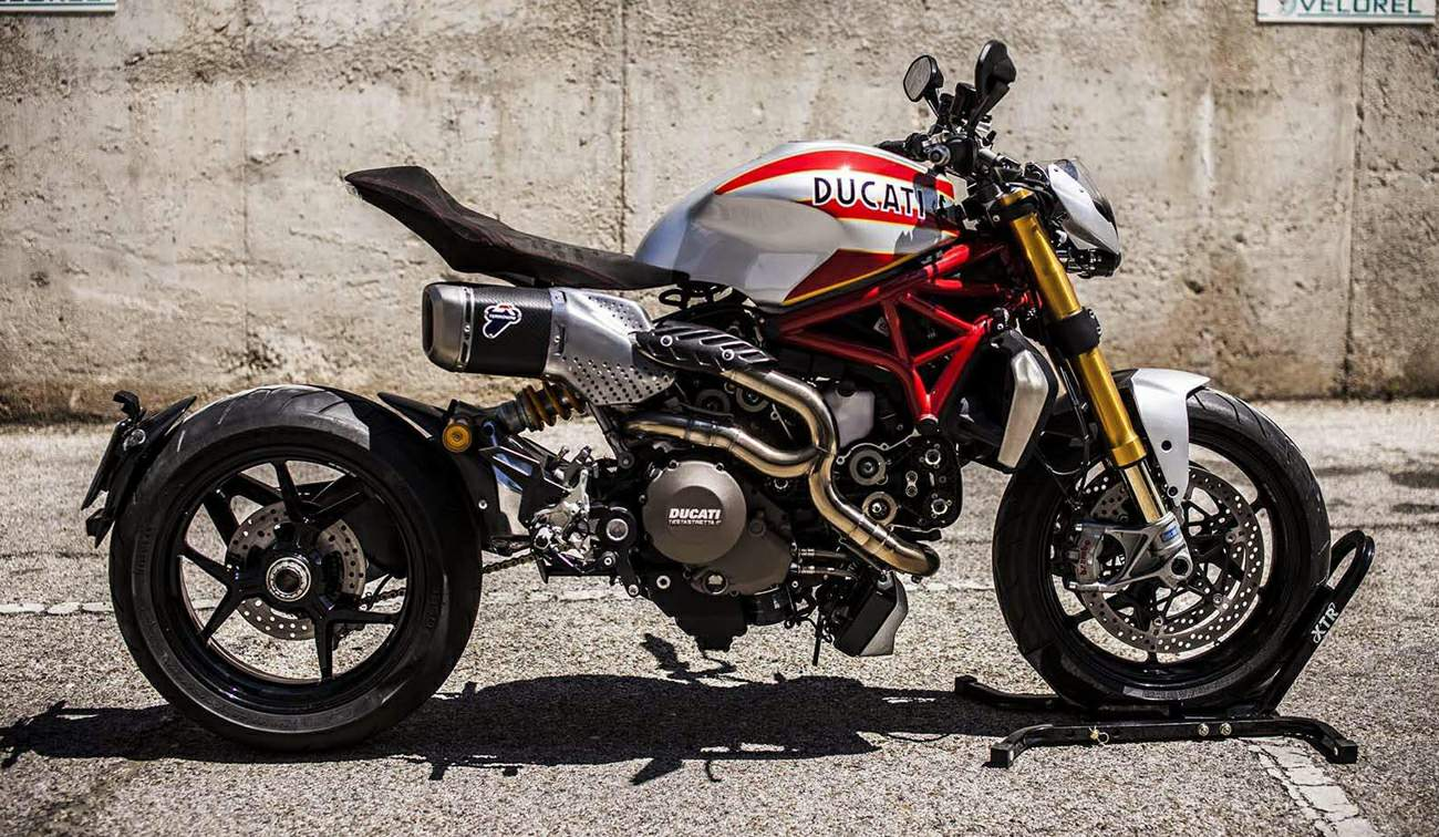 Ducati Monster R Specifications