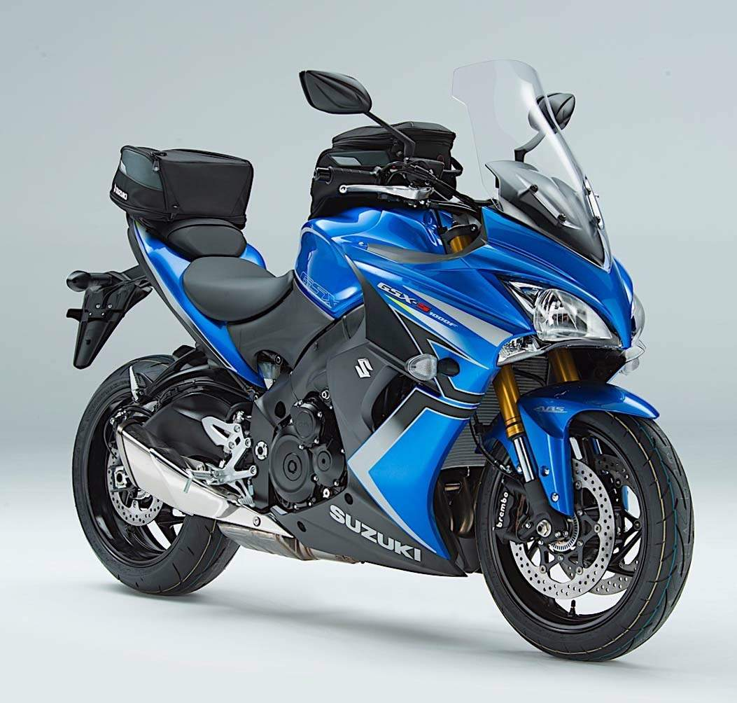 suzuki gsx s 1000f special edition. Black Bedroom Furniture Sets. Home Design Ideas