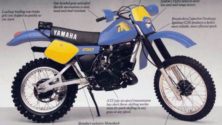 yamaha it. yamaha it a
