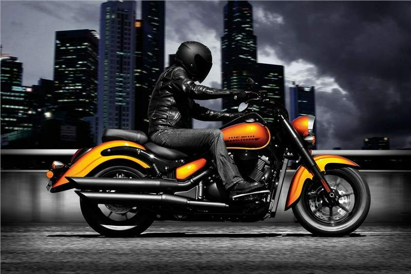 Suzuki Boulevard Mr Boss