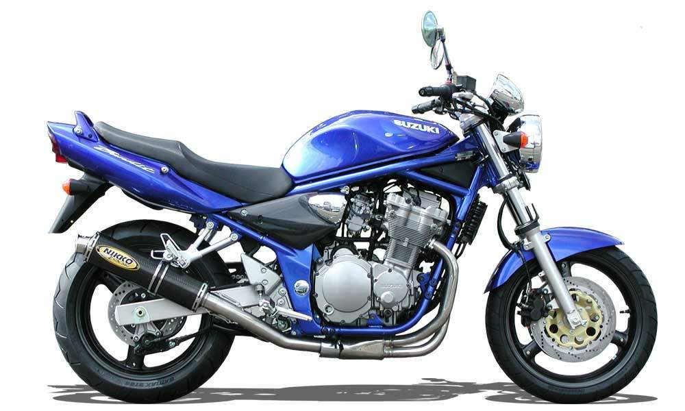 Top Speed For  Suzuki Gsf S Bandit