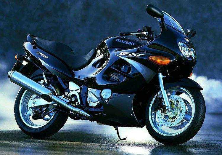 suzuki gsx 600f katana. Black Bedroom Furniture Sets. Home Design Ideas