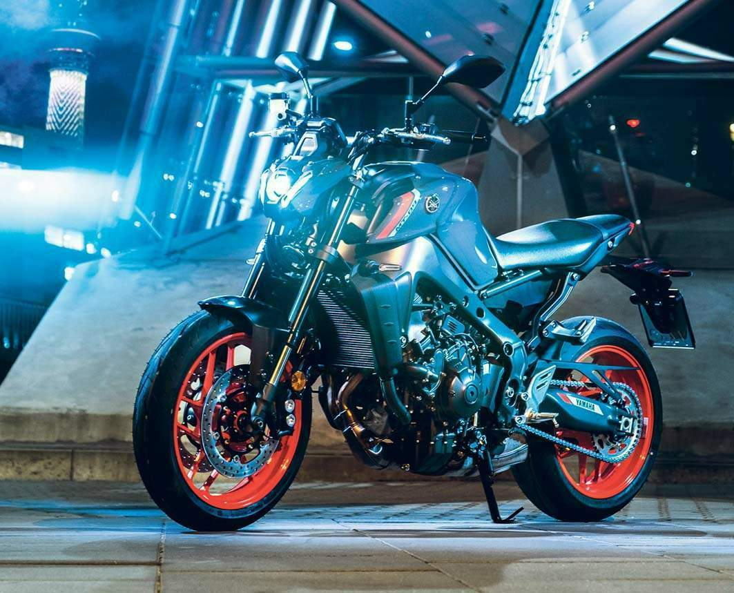 Pre-owned 2021 Yamaha MT-09 SP in Laval - Laval Moto